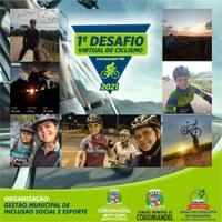 1º Desafio Virtual de Ciclismo