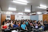 Aulas gratuitas do cursinho preparatório do ENEM são iniciadas na Câmara Municipal