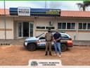 Câmara realiza reunião com o comandante da Policia Militar Tenente Leonel