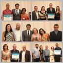 "Comenda do Mérito Educacional ""Professor Laércio Mendes de Sairre"" homenageia profissionais de destaque"