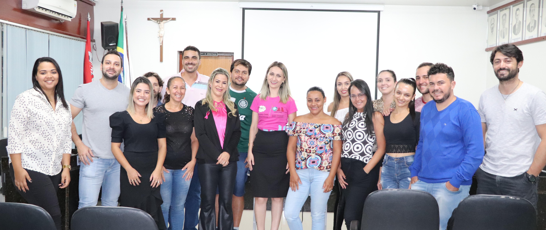 COMISSÃO OAB/MG VAI À ESCOLA REALIZA PALESTRA EM COROMANDEL