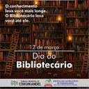 Dia do Bibliotecário!😄📚