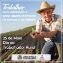 Dia do Trabalhador e Trabalhadora Rural