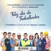 Dia do Trabalho ou Dia do Trabalhador