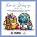 Dia Nacional do Pedagogo