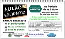 PARTICIPE VOCÊ TAMBÉM DO AULÃO SOLIDÁRIO