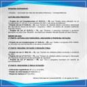 PAUTA DA REUNIÃO DO DIA 16/08