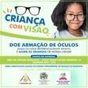 Projeto Criança com Visão irá beneficiar alunos de Coromandel